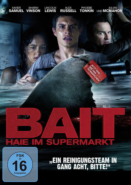 Bait Haie im Supermark