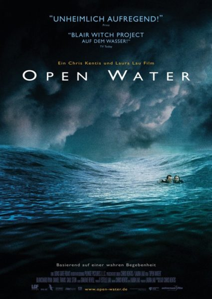 Review Open Water 2004 Horrorfilme Thriller