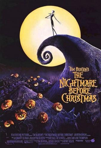 Nightmare Befor Christmas Poster