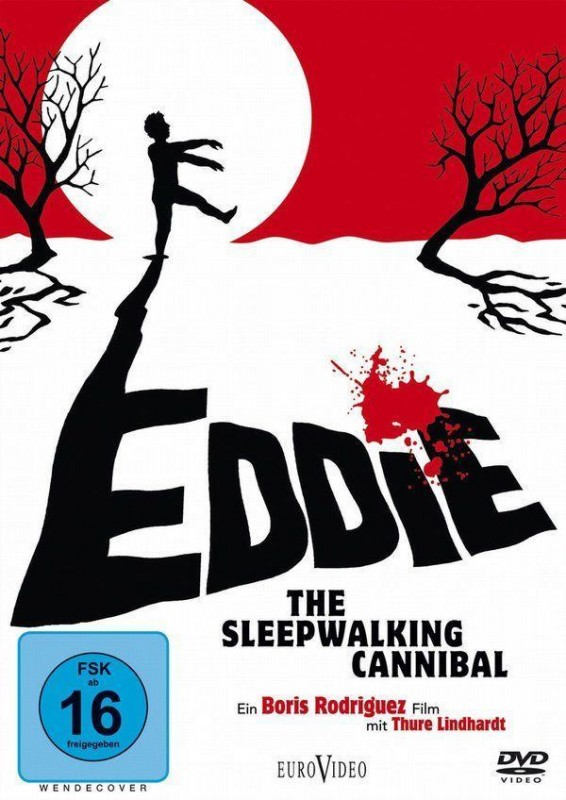 Eddie Sleepwalking Cannibal (1) Horror