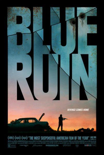 blue ruin thriller