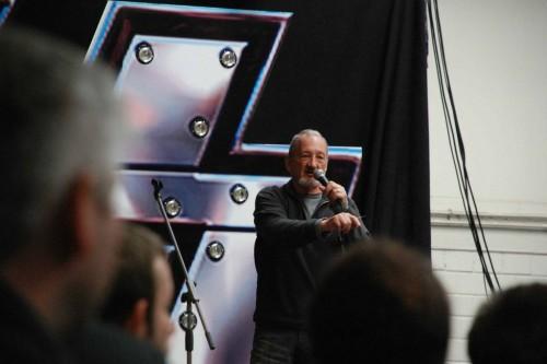 Robert Englund auf den Movie Days/The Dark Zone 2013