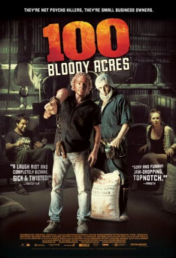 100 Bloody Acres horrorfilme