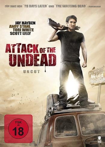 attack of the undead horrorfilme