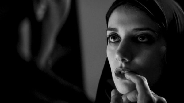 A girl walks home alone at night (2)