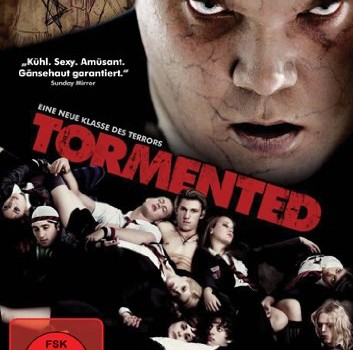 tormented cover