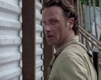 the-walking-dead rick grimes