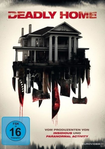 deadly home dvd