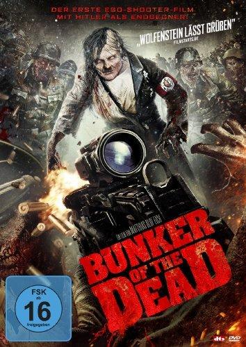 review bunker of the dead 2015 horrorfilme thriller. Black Bedroom Furniture Sets. Home Design Ideas