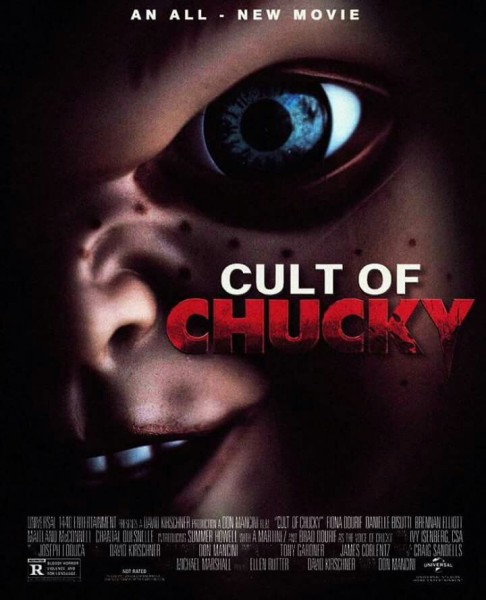 Cult Of Chucky thrillandkill