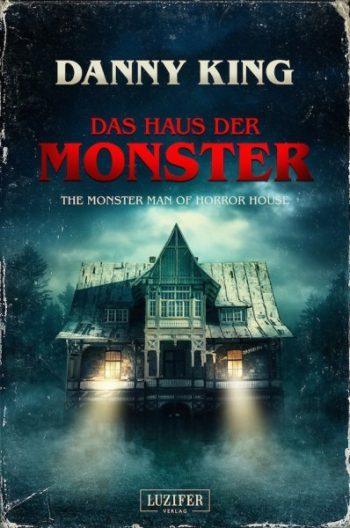 Buch-Cover Das Haus der Monster
