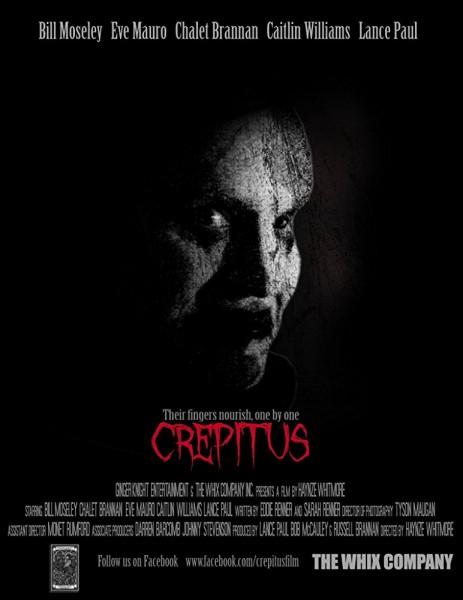 Crepitus Poster