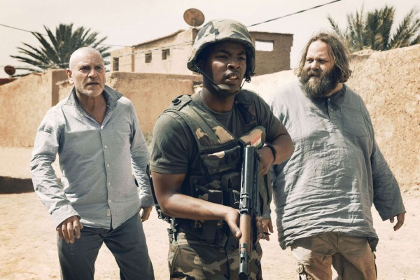 Baptiste ermittelt im Irak