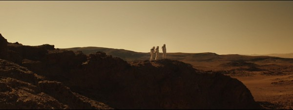 Der Mars - endlose Weiten
