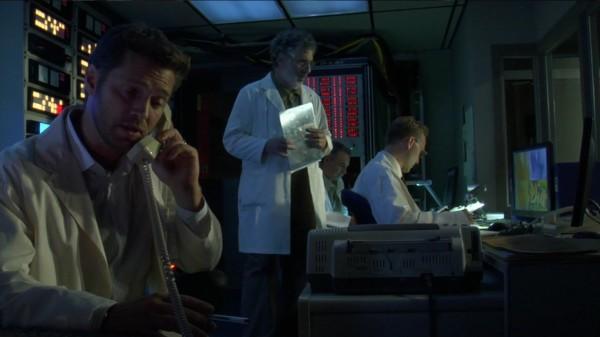 Alan und Barney suchen nach einer Lösung