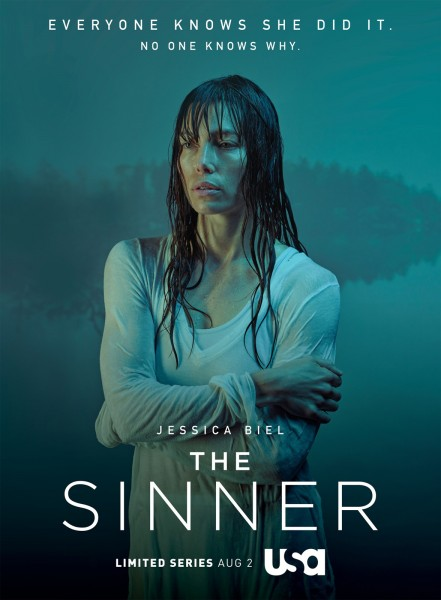 Cover von THE SINNER
