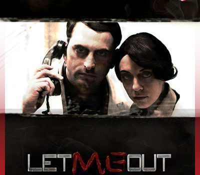 Cover von LET ME OUT - THE RUSSIAN SLEEP EXPERIMENT