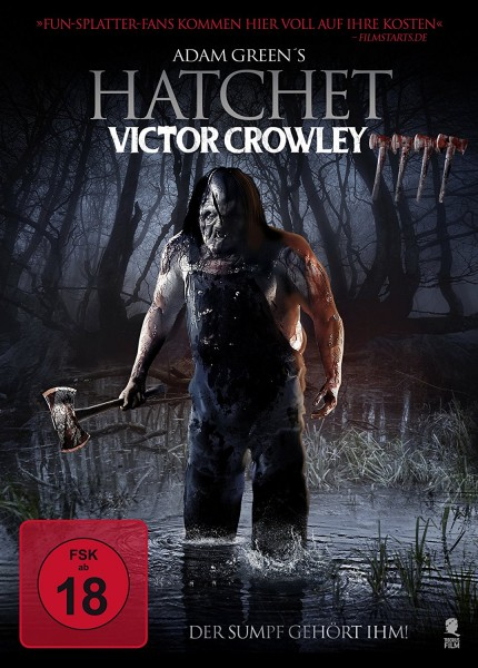 Review VICTOR CROWLEY 2017 Horrorfilme Amp Thriller