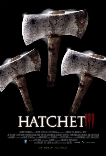 Hatchet 3 - thrillandkill