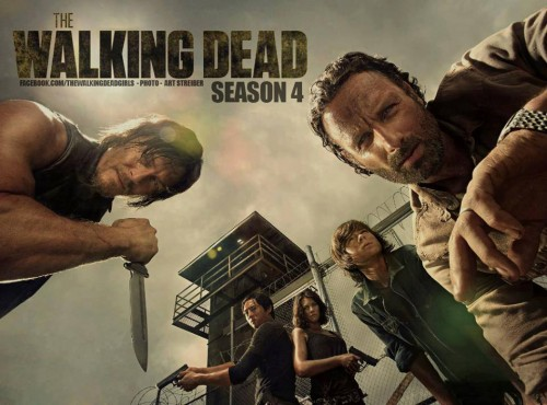 the walking dead staffel 4