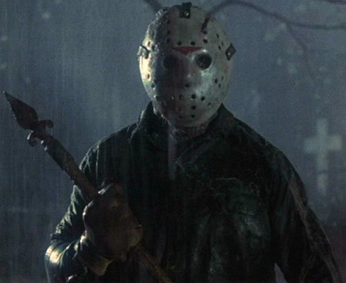 jason vorhees horrofilme