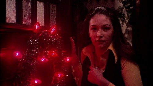 Black Christmas slasher