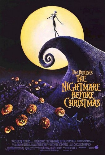 Nightmare Befor Christmas Poster