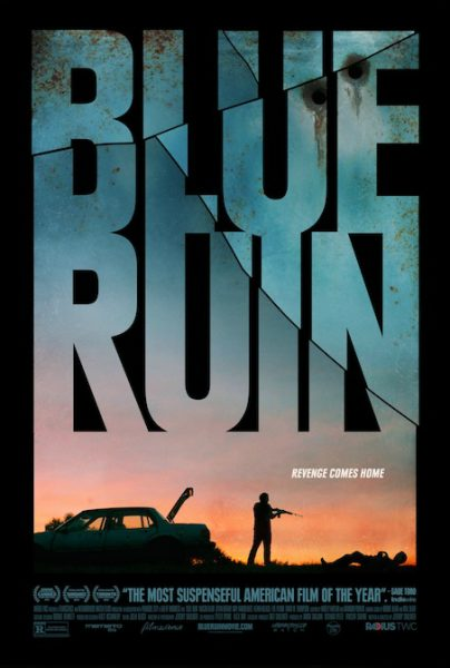 blue ruin thriller