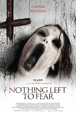 Nothing left to fear horrorthriller