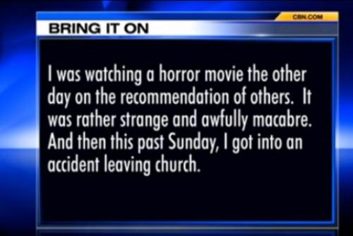 besessen durch horrorfilme