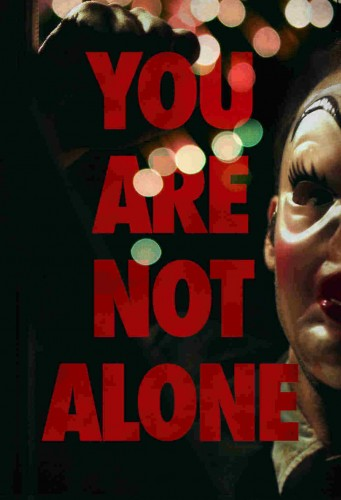 You are not alone poster2