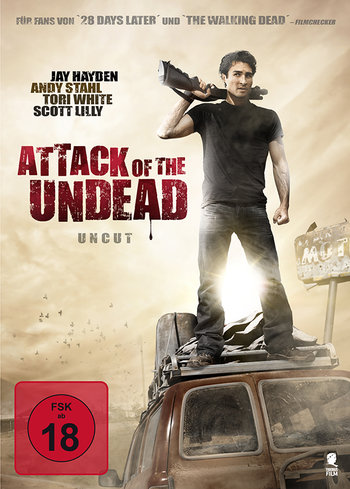 attack of the undead horrorfilme