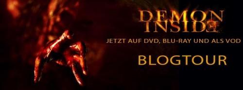 demon inside blogtour