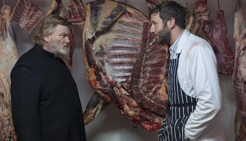 Brendan Gleeson and Chris O'Dowd