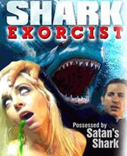 Shark Exorcist 1