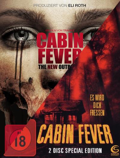 Cabin Fever (2002) vs. Cabin Fever (2016)