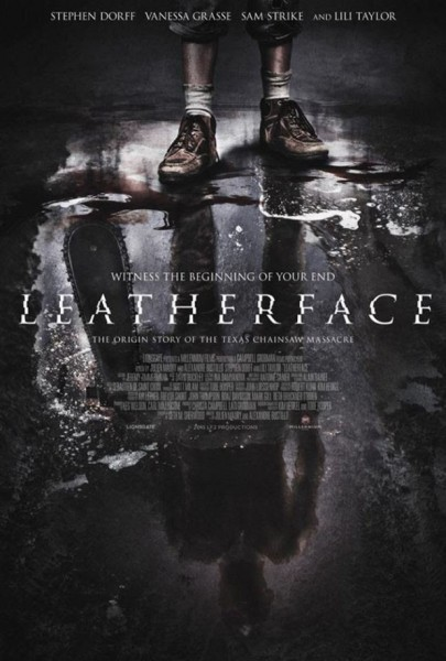 Leatherface thrillandkill