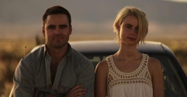 Eve und Detective Hill