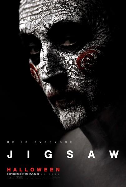 Filmposter zu JIGSAW