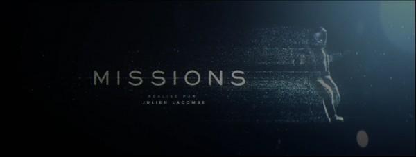Intro von MISSIONS