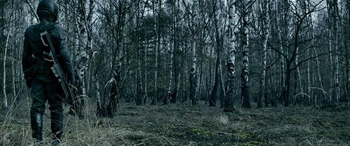 S.U.M.1 im Wald