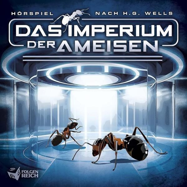 Cover von DAS IMPERIUM DER AMEISEN