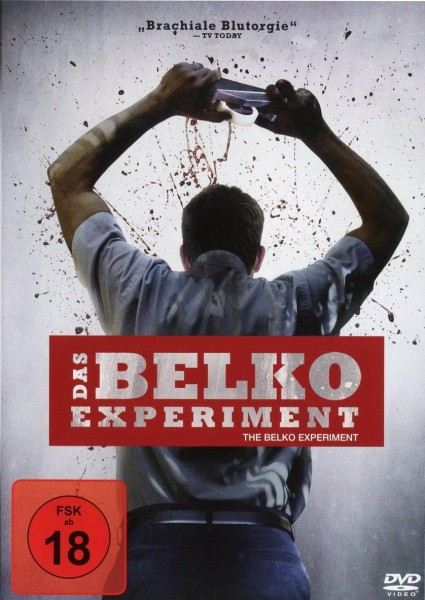 Review: DAS BELKO EXPERIMENT (2016)