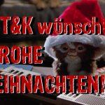 Thrill & Kill wünscht Frohe Weihnachten