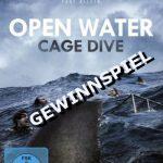 Gewinnspiel: OPEN WATER - CAGE DIVE