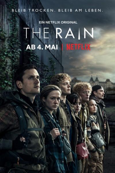 News: THE RAIN - Neue Netflixserie startet im Mai