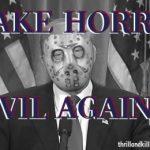 Make Horror Evil Again