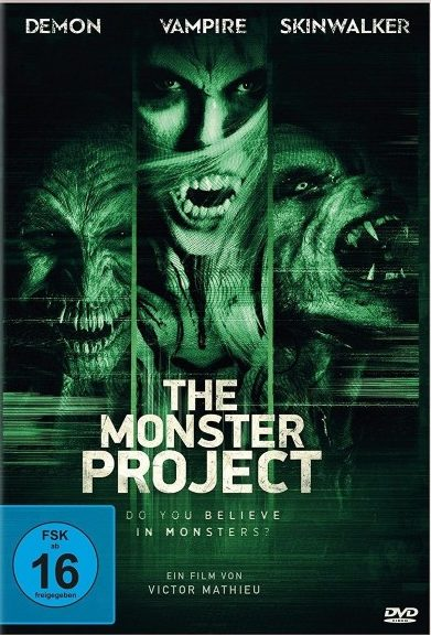Review: THE MONSTER PROJECT (2017)