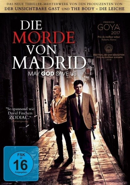 Review: DIE MORDE VON MADRID (2016)