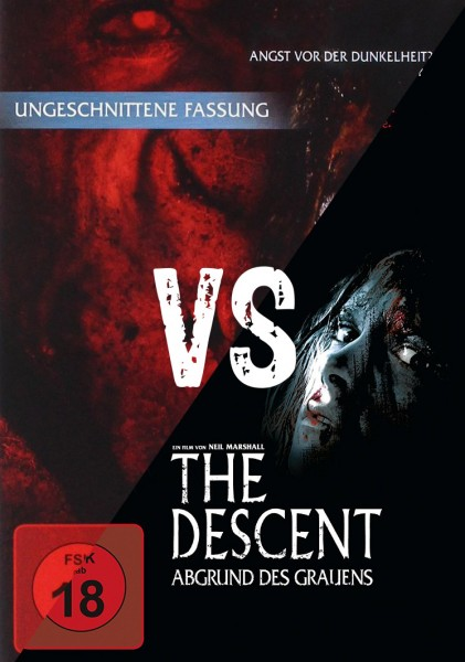 Versus: THE DESCENT vs. THE DESCENT 2